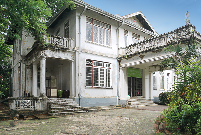Goethe Institute Rangoon
