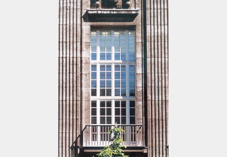 Komplette Fenstererneuerung